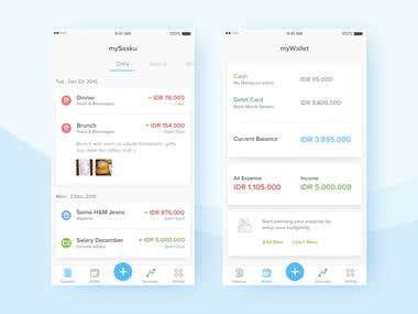 Finance Tracker App