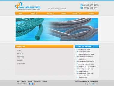 Pooja Marketing - One Stop Solution For Flexible Hoses