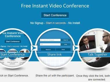Video conferencing websites https://videoconf.me/