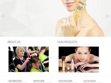 wordpress based online store