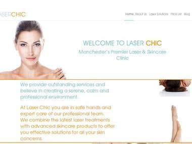 Laser Chic