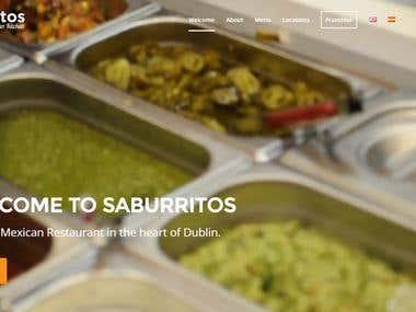 Saburritos -  Fresh Mexican Kitchen