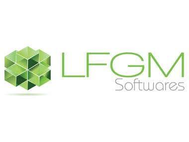 Logo LFGM Softwares