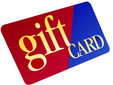 Free Gift Card Selling