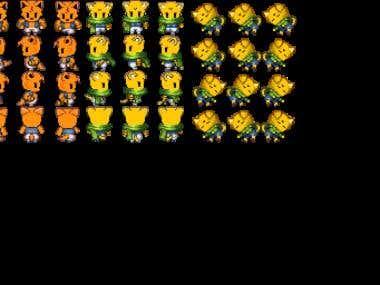 Game sprite icon