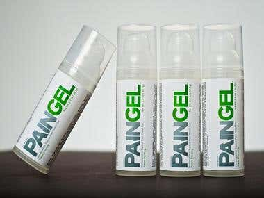 Pain Gel Lead Generation