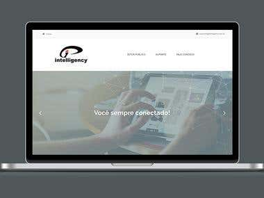 Intelligency Technologies - Website