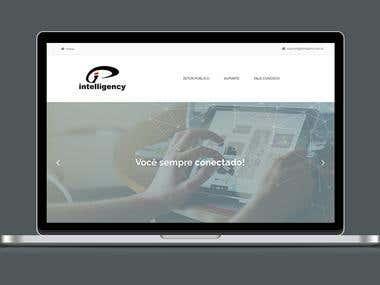 Intelligency Technologies - Website