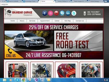 Automotive WordPress