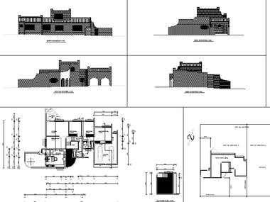 Architectural Design (2D&3d)