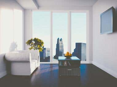 Modern Interior - City Living
