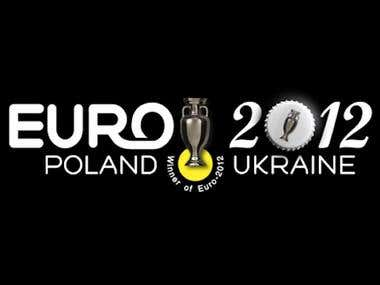 Video /magnetic Board for Euro 2012/