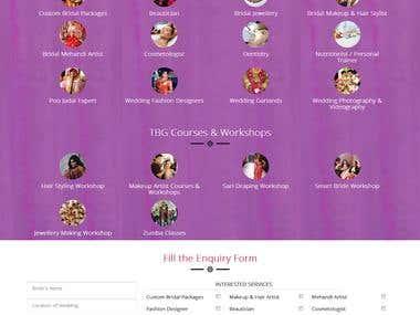 TBG Bridal Store - Online Bridal Wedding Store