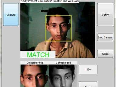 Face verification System