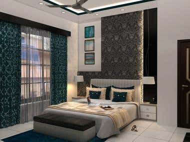 Attractive ideas of Bedrooms