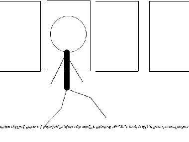 Walking Stickman