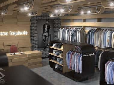 Moreno Izquierdo - Clothing Boutique