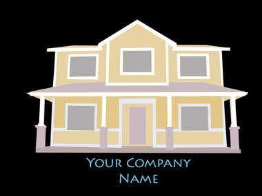 Generic house logo