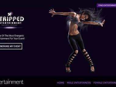 http://www.strippedentertainment.com.au/