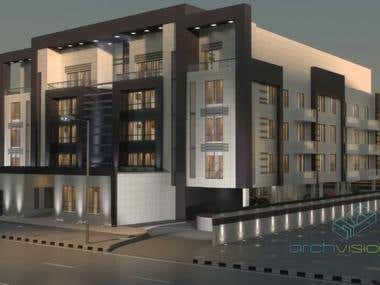 3D ANIMATION OF ARCHITECTURAL & PRODUCT ANIMATION