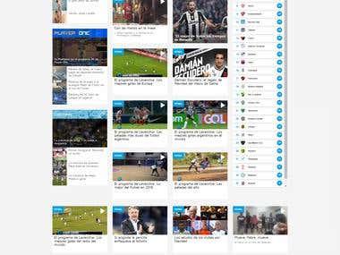 TyC Sports - Nuevo Sitio