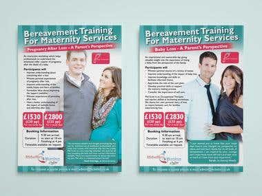 Flyer, Leaflet, Brochure design