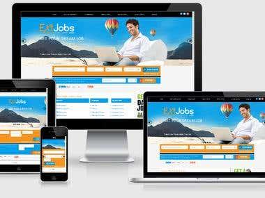EXT-JOBS Job Portal