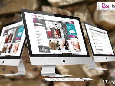Online Store - Like ebay