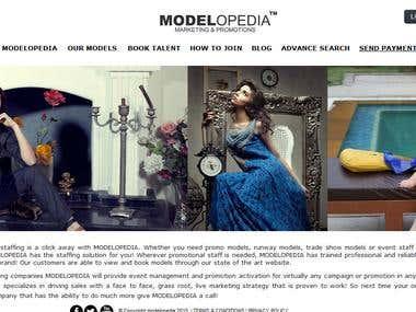 Modeling Website/http://modelopedia.com/(PHP)