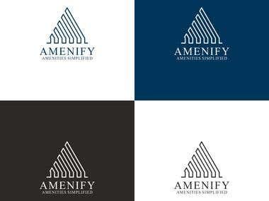 logo for AMENIFY