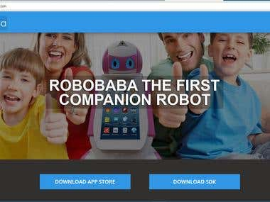 Robobaba: A robot appstore