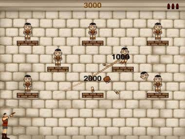 Android Game - Ancient Bullet War