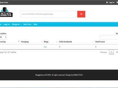 webranker website