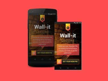 UI/UX design for Mobile App