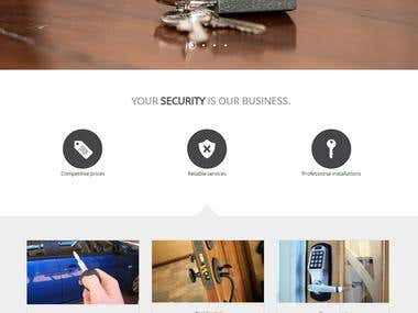 Business site - Nassau Locksmith
