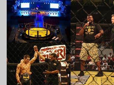KOTC MMA CAGE