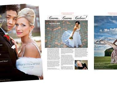 Weddings Year Round Magazine  Spring 2012