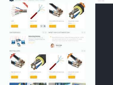 Demo for e-Commerce Website