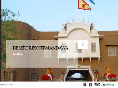 Dessert Resort Mandawa
