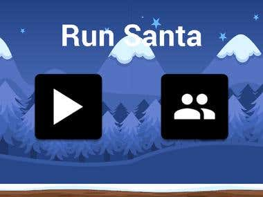 Run Santa