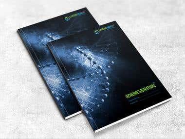 Book and album cover Design