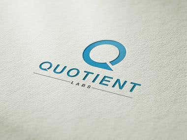 Logo for Quotient