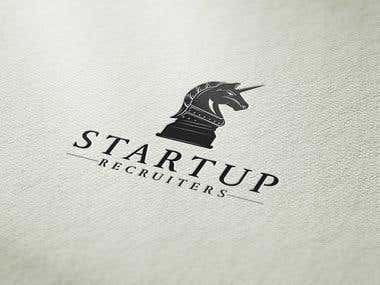 Logo for Startup recruters