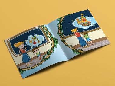 Children's Book Cover & Design