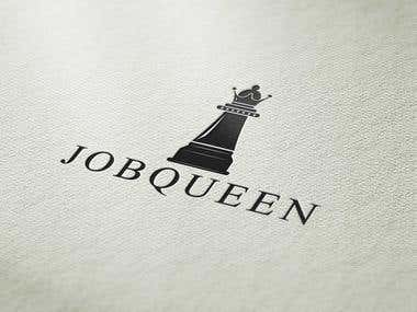 Logo for job Queen