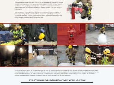Fire corporation website