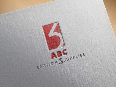 Logo for ABC Section 3 Supplies
