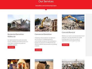 Australia Project : Major Demolition Company in Melbourne