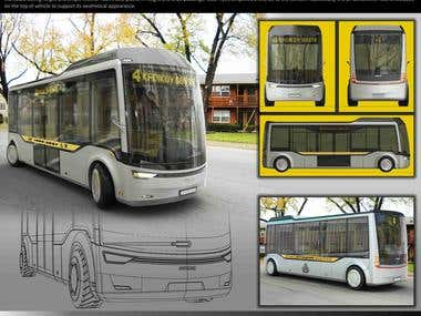 electrical bus design