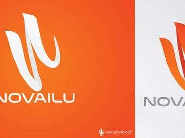 Logo for web design and development company